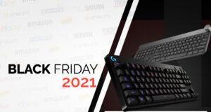 offerte black friday 2021 tastiera