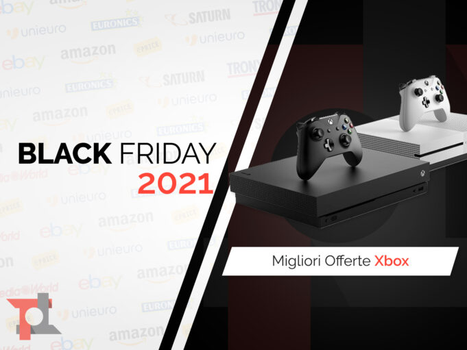 offerte black friday 2021 xbox