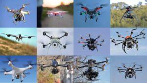 tipi di drone