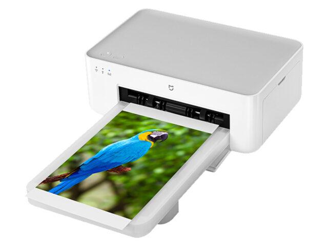 xiaomi mijia photo printer 1s ufficiale specifiche prezzo