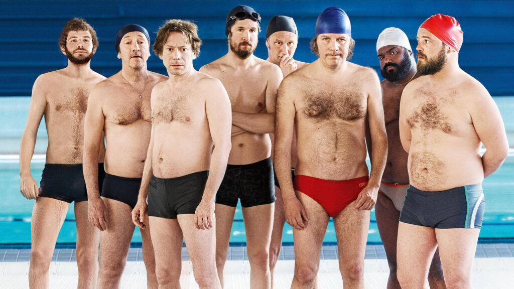 7 uomini a mollo - novità TIMVISION dicembre 2020