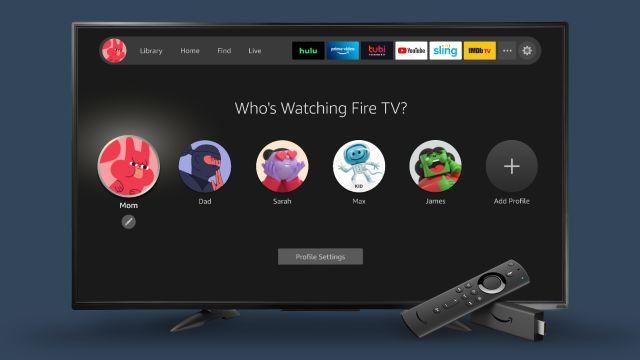 Amazon lancia la nuova interfaccia Fire TV: ecco le novità 3