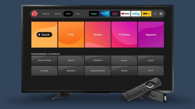 Amazon lancia la nuova interfaccia Fire TV: ecco le novità 2
