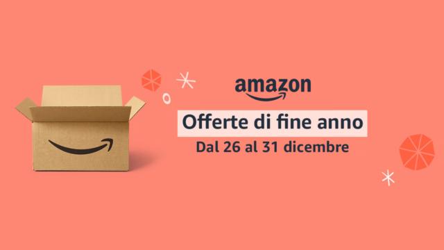 Offerte di Fine Anno Amazon 2020