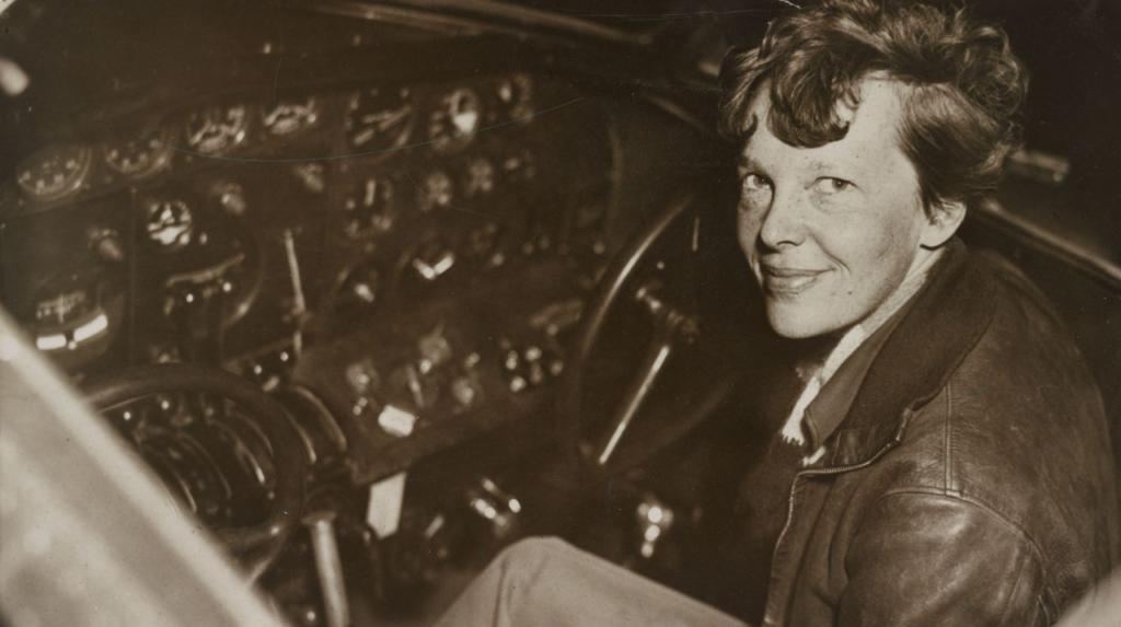 Amelia Earhart: una vita in volo - novità Disney+ gennaio 2021