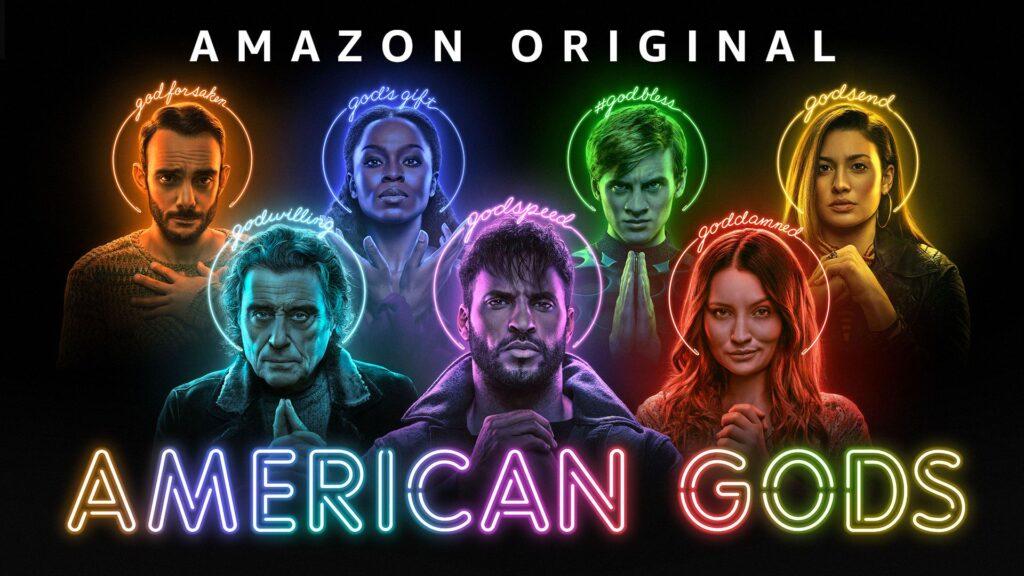 American Gods 3 - novità Amazon Prime Video gennaio 2021