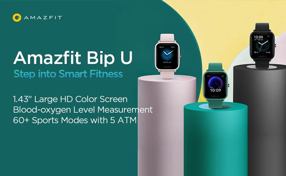 Amazfit Bip U e Amazfit Smart Scale finalmente disponibili in Italia 1