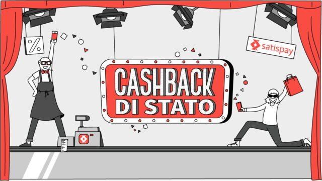 satispay cashback di stato