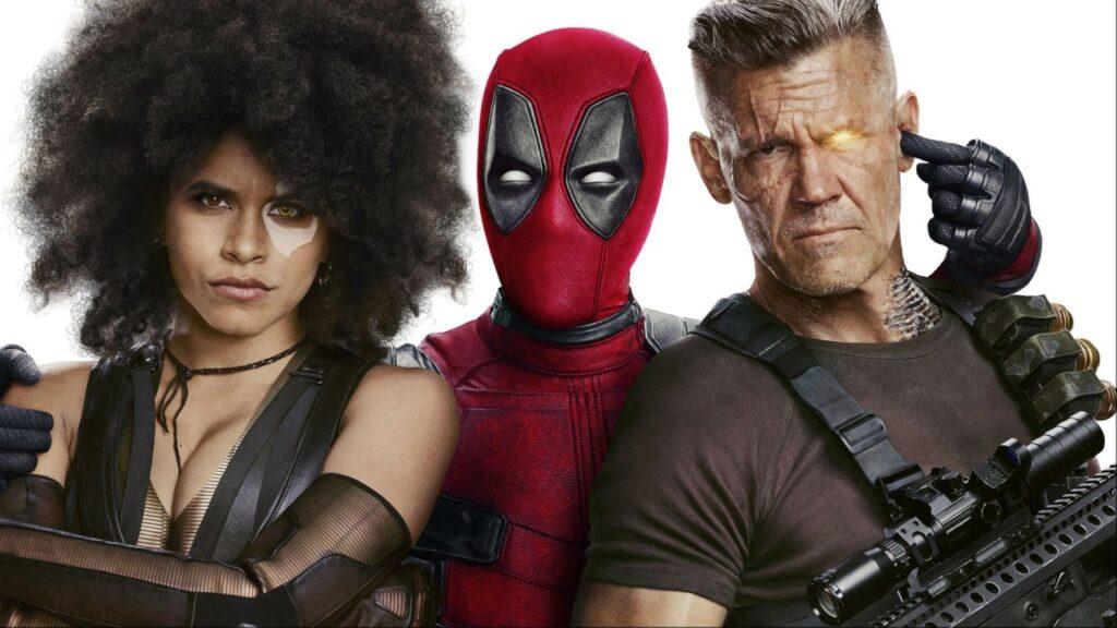 Deadpool 2 - novità Infinity TV dicembre 2020
