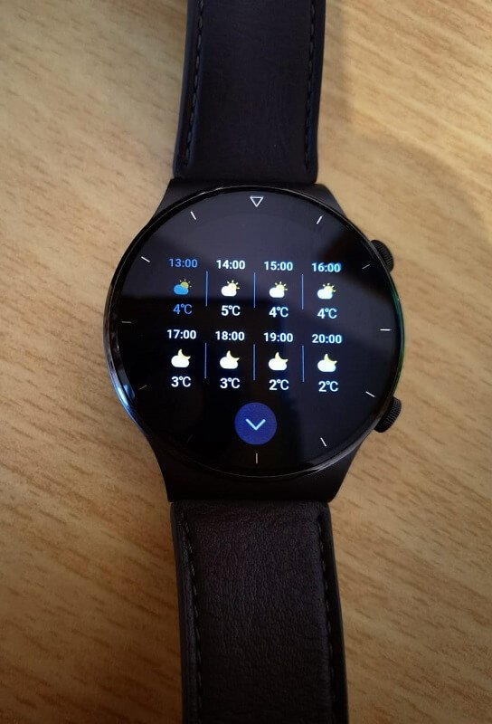 huawei watch gt2 pro aggiornamento