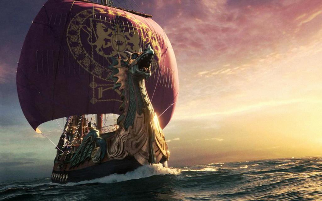 Le Cronache di Narnia: Il viaggio del veliero - novità Disney+ gennaio 2021