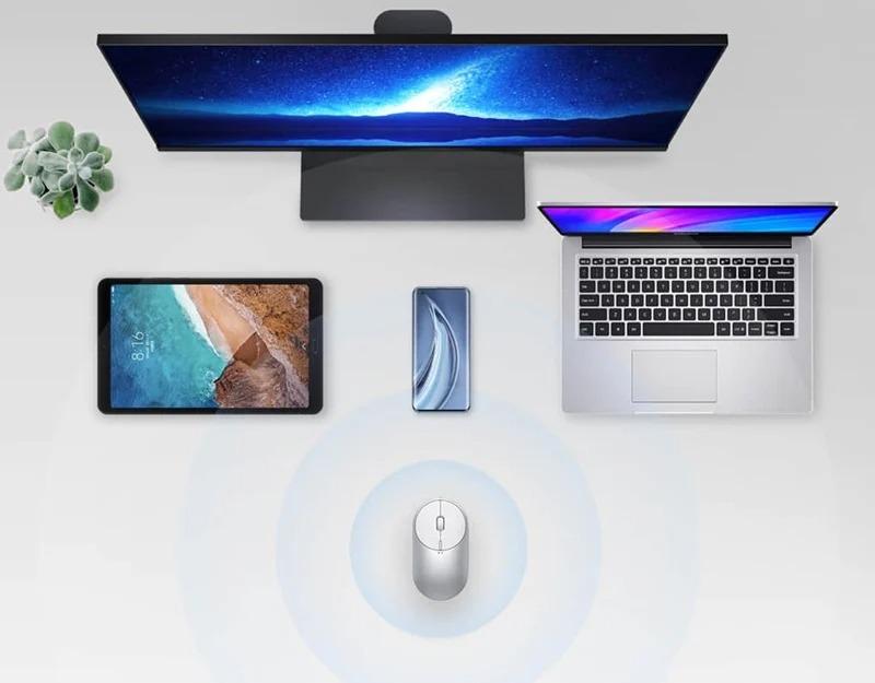 Xiaomi presenta Mi Portable Wireless Mouse 2, al solito prezzo bomba 1