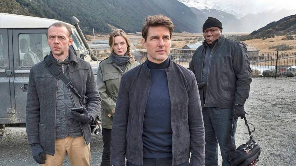 Mission: Impossible - Fallout - novità Infinity TV gennaio 2021