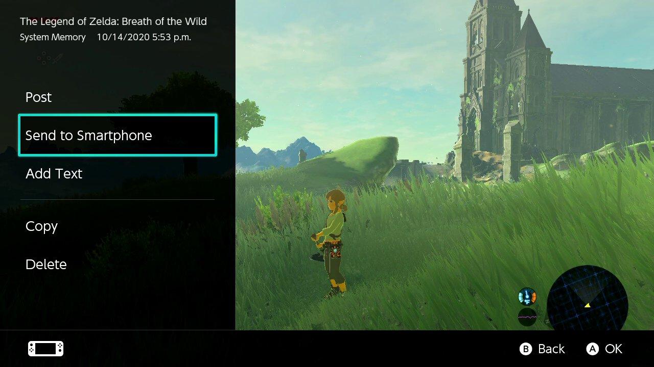 Nintendo Switch si aggiorna e migliora la condivisione degli screenshot 1