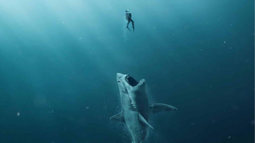Shark - Il primo squalo - novità Netflix dicembre 2020