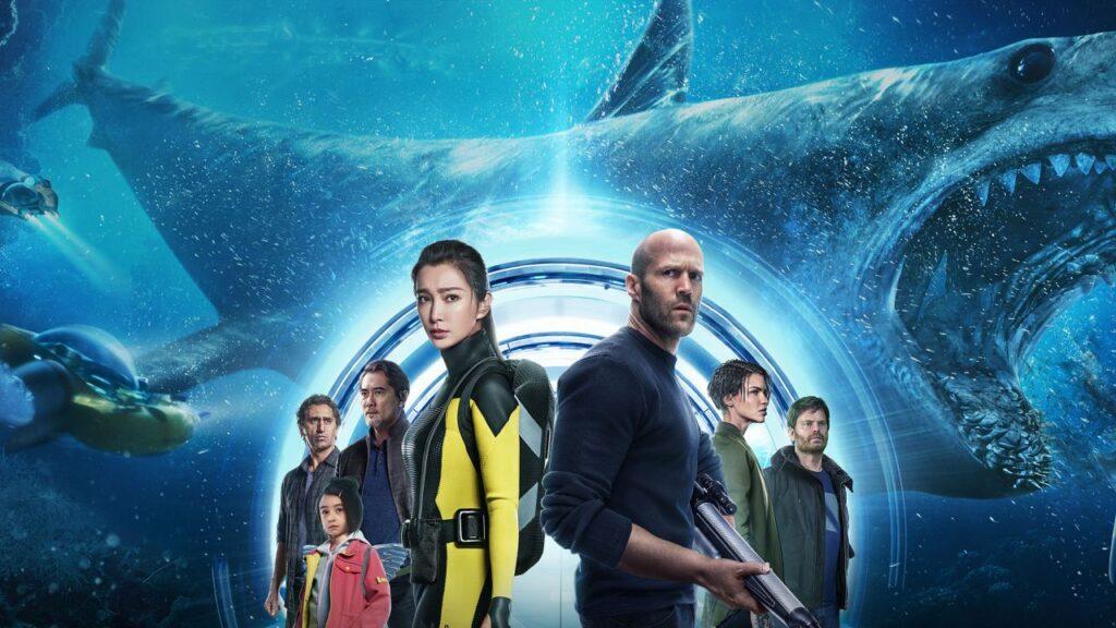 Shark il primo squalo - novità Infinity TV dicembre 2020