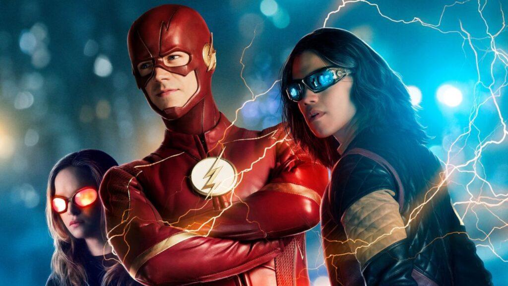 The Flash 6 - novità Infinity TV gennaio 2021
