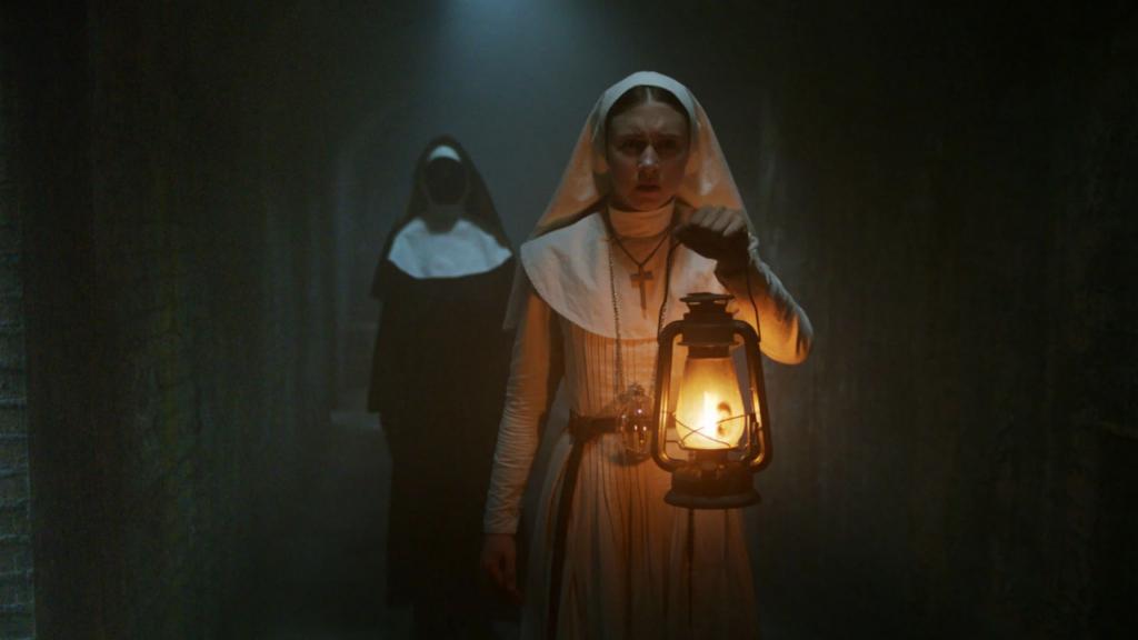 The Nun - La vocazione del male - novità Infinity TV gennaio 2021