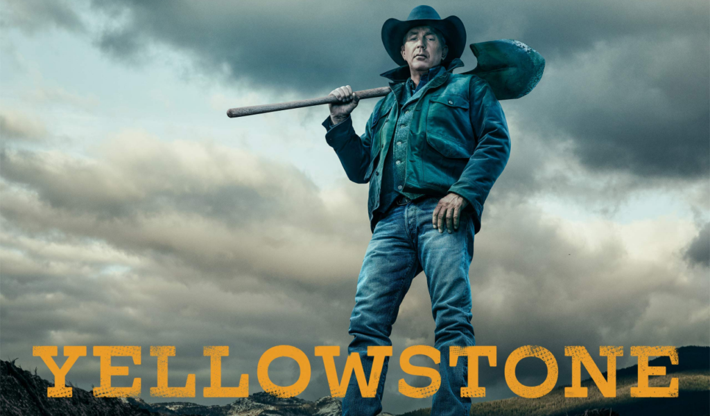 Yellowstone 3 - novità NOW TV e Sky On Demand gennaio 2021