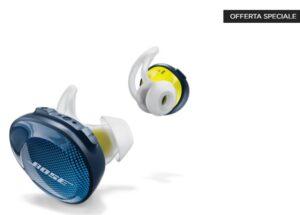 Cuffie Bose SoundSport in offerta
