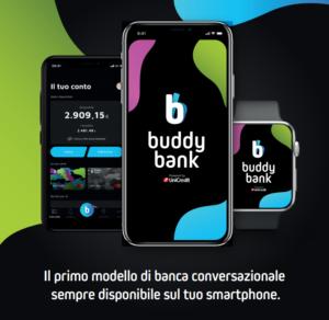 buddybank banca conversazionale