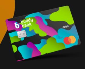 buddybank carta debito