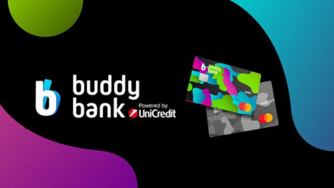 copertina come aprire un conto buddybank