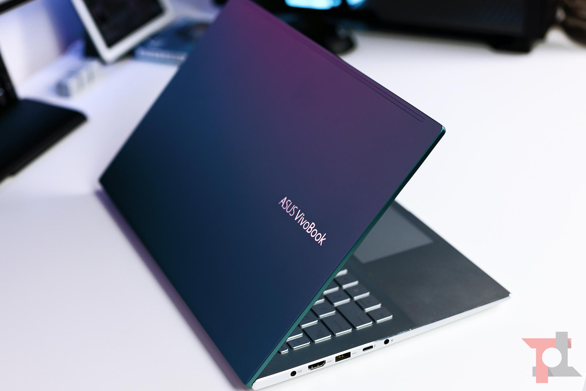 La potenza degli Intel Core 11gen non sarà esclusiva dei notebook premium: ecco Vivobook S533 di Asus 1