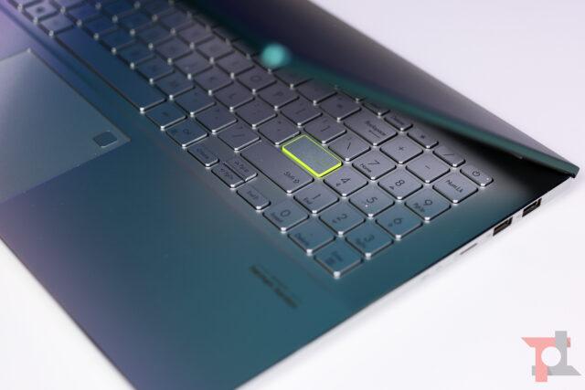 Asus Vivobook s5333 tastiera