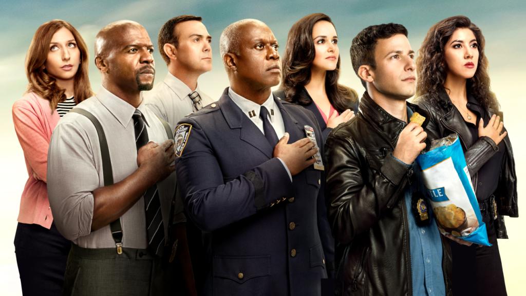Brooklyn Nine-Nine 6 - novità Netflix gennaio 2021