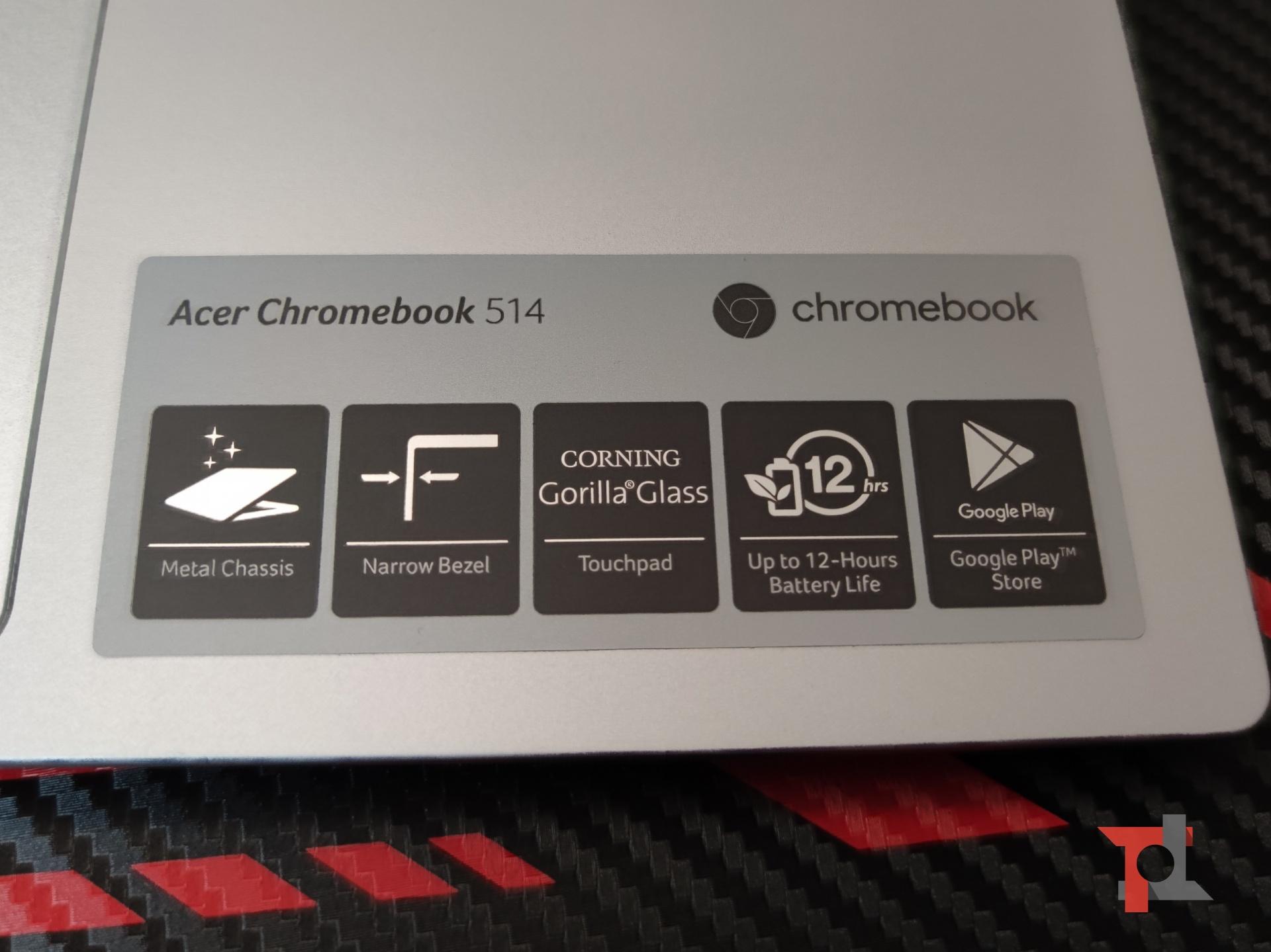 Recensione Acer Chromebook 514: può un Chromebook sostituire un classico notebook? 7