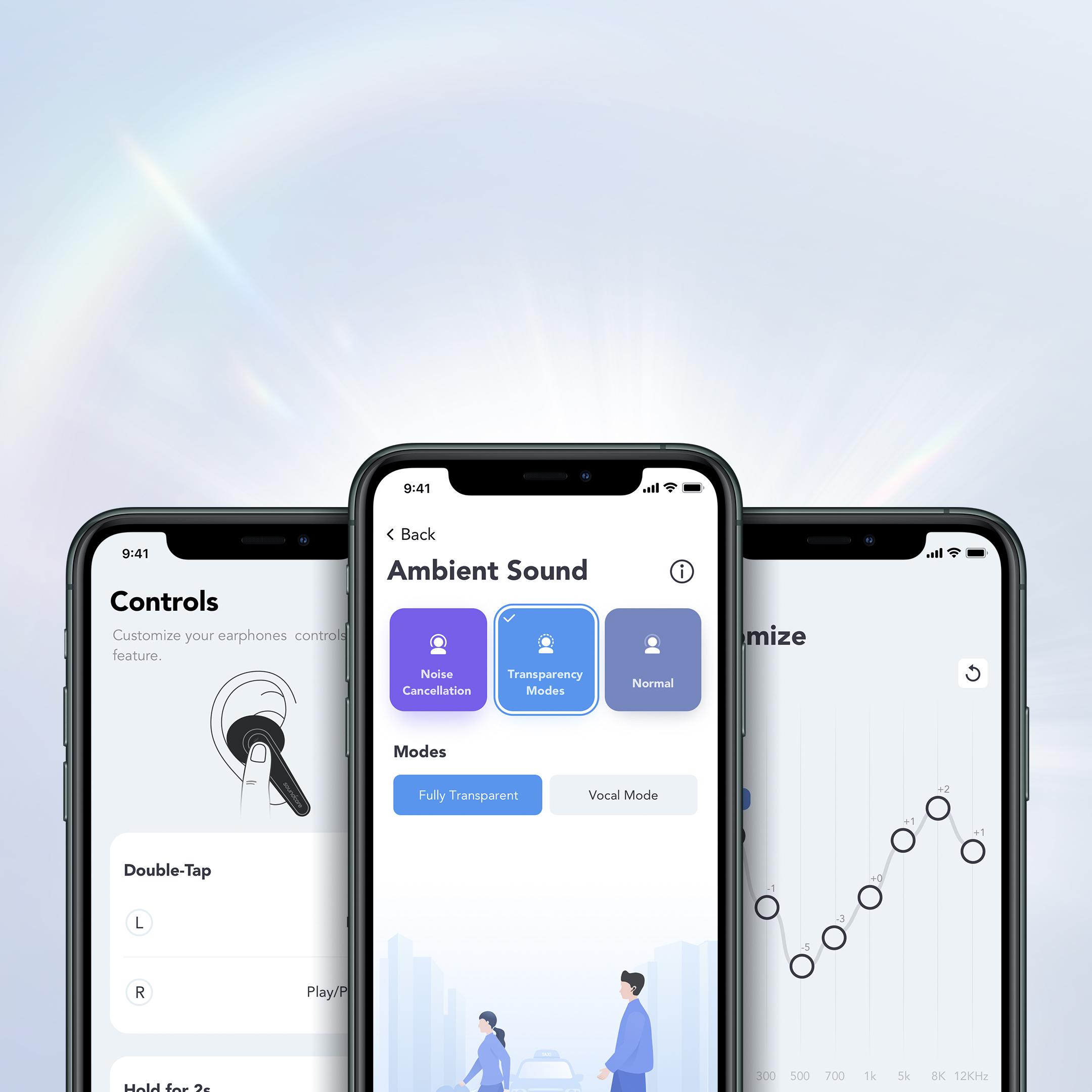 Soundcore annuncia Liberty Air 2 Pro, cuffie TWS con cancellazione multi modo 3