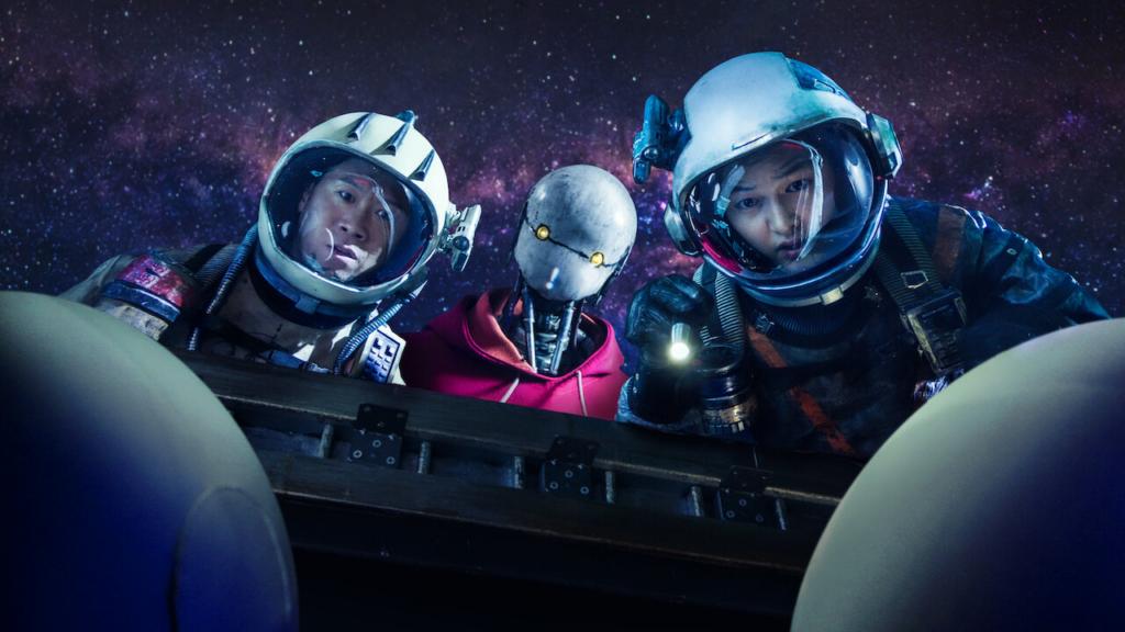Space Sweepers - novità Netflix febbraio 2021