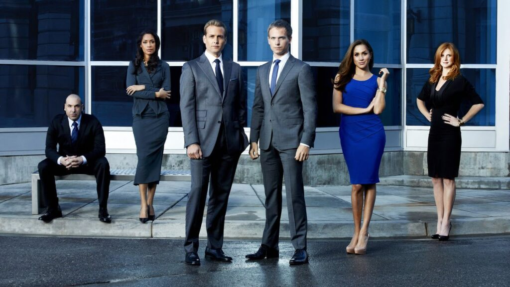Suits 9 - novità Netflix gennaio 2021