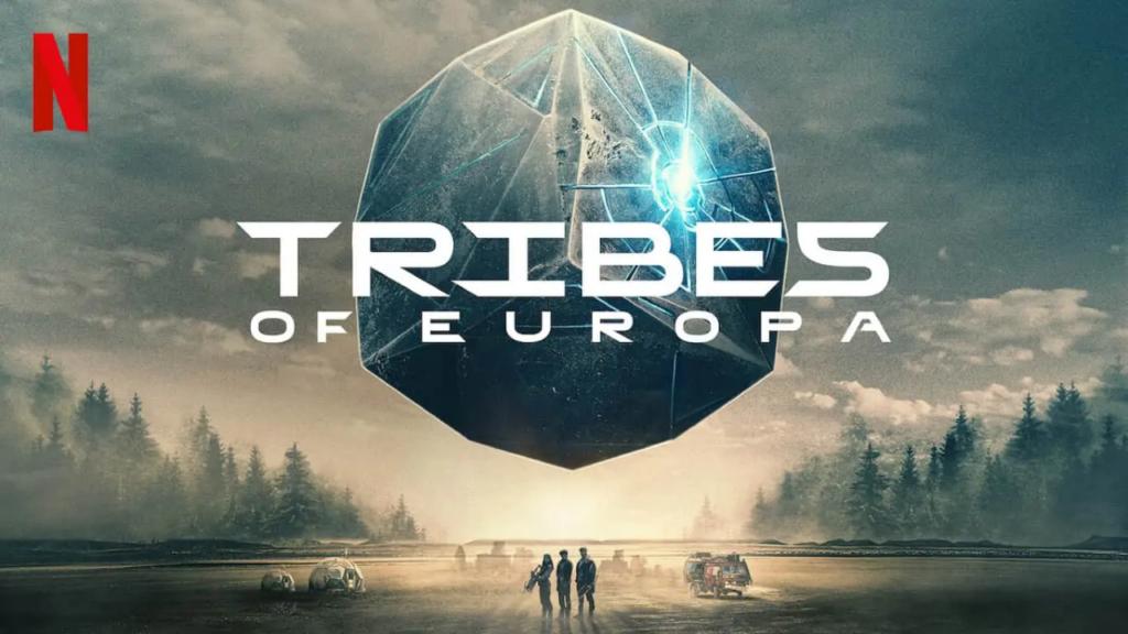 Tribes of Europa - novità Netflix febbraio 2021