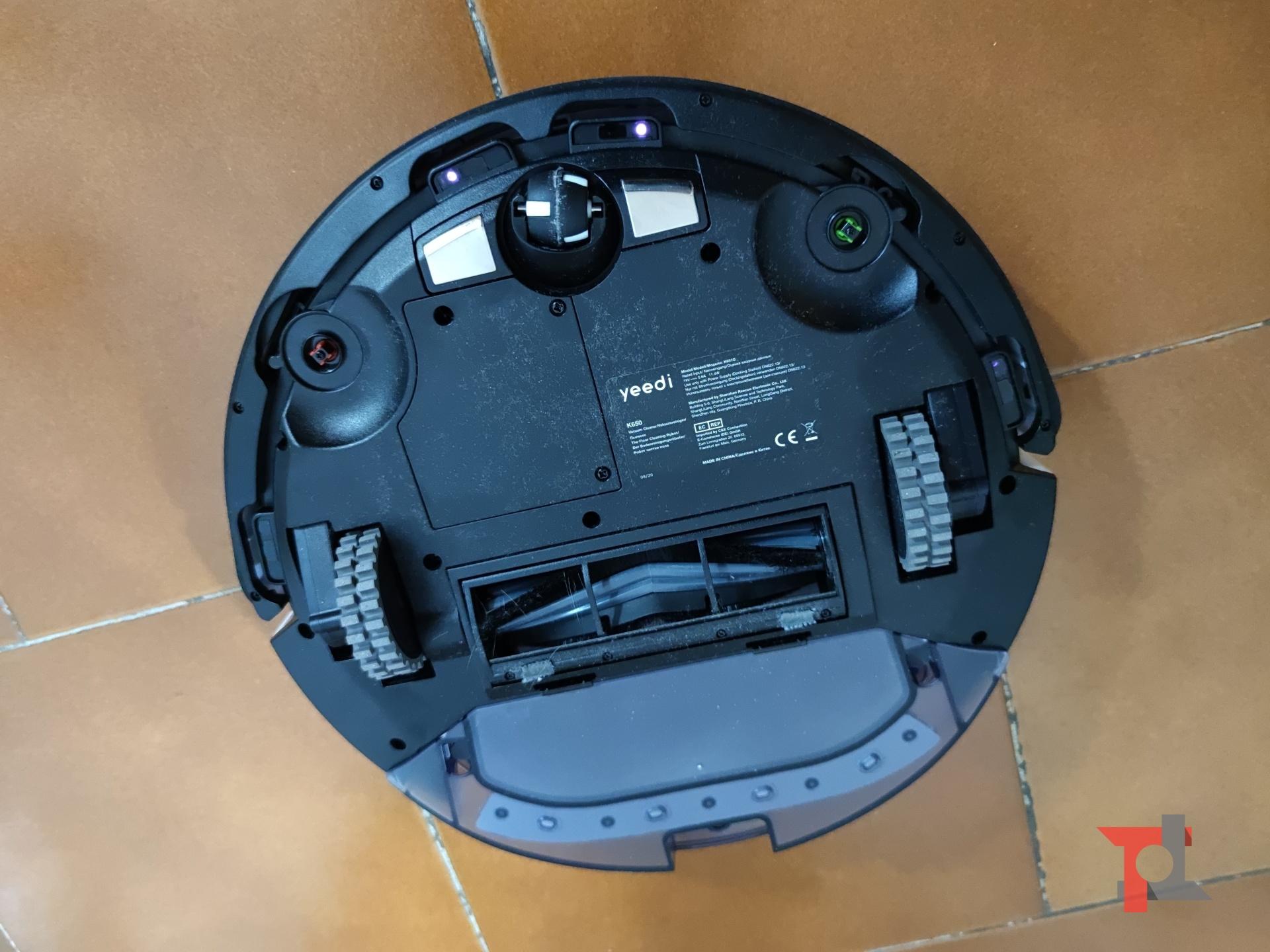 Yeedi K650, conviene acquistare un aspirapolvere robot da 140 euro? 6
