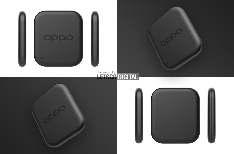 Ecco come potrebbe essere il tracker di oggetti OPPO Smart Tag 1