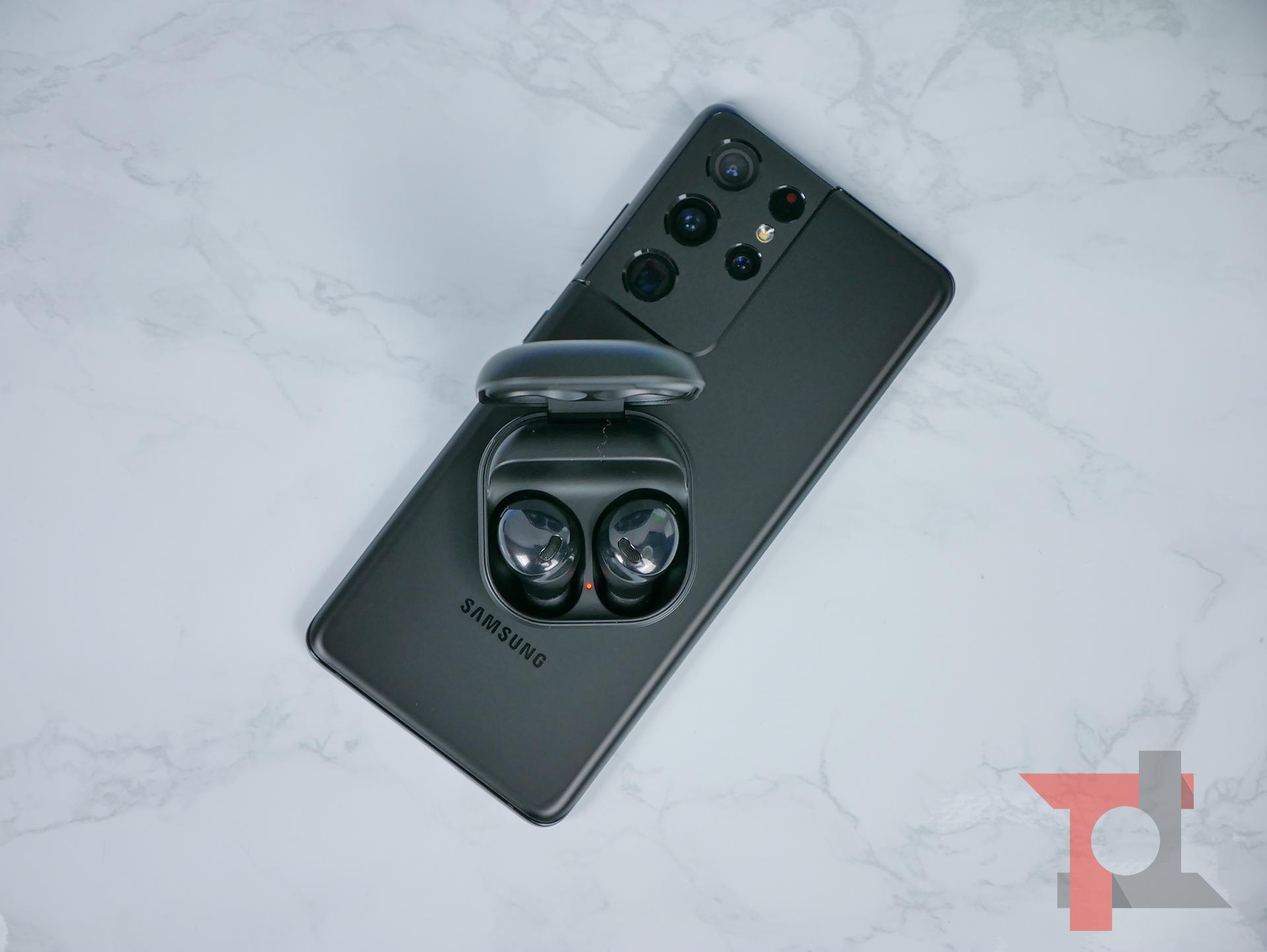 Recensione Samsung Galaxy Buds Pro: tanta qualità e funzioni Super Smart 6