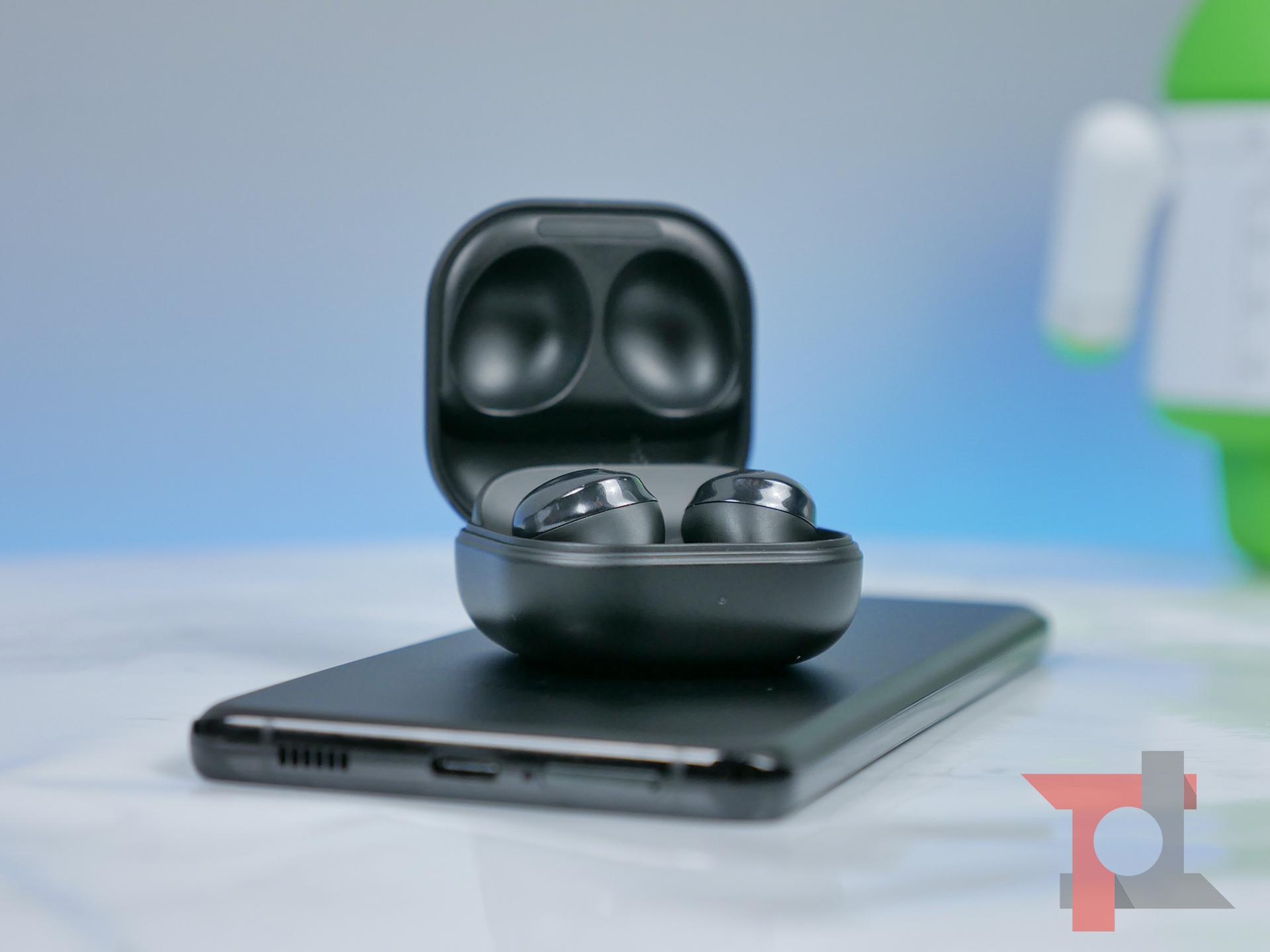 Recensione Samsung Galaxy Buds Pro: tanta qualità e funzioni Super Smart 5