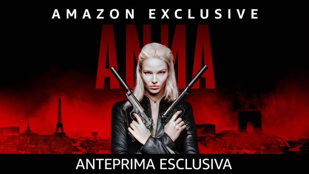 ANNA - novità Amazon Prime Video febbraio 2021