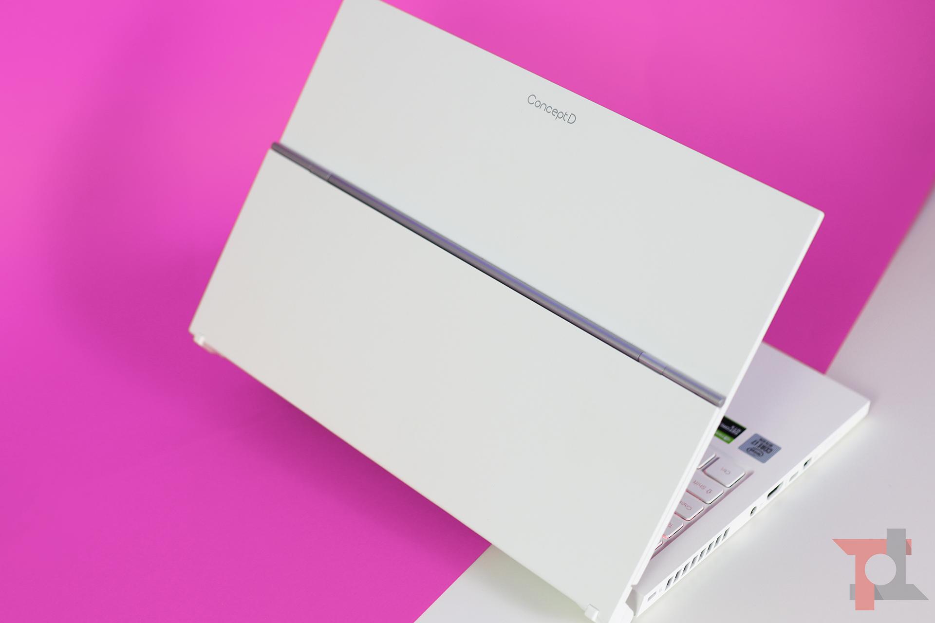 Recensione Acer ConceptD 3 Ezel: il punto di riferimento dei convertibili premium 1