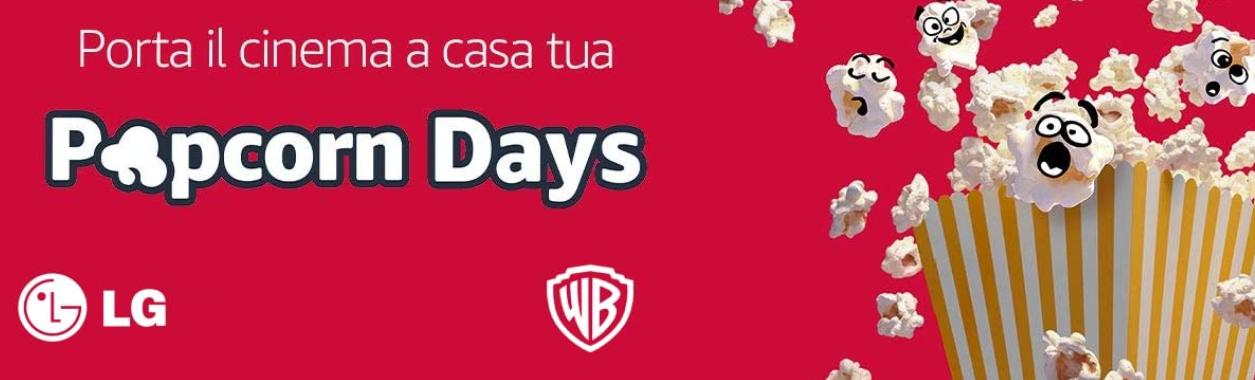 Amazon Popcorn Days