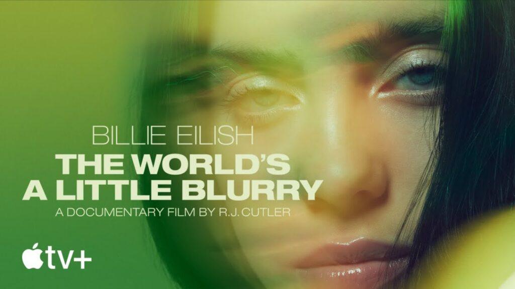 Billie Eilish The World's a Little Blurry - novità Apple TV+ febbraio 2021