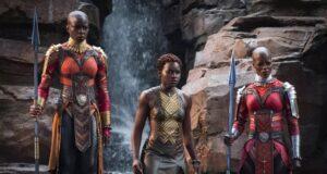 Black Panther Kingdom of Wakanda
