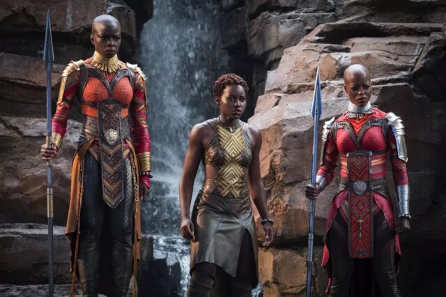 Black Panther Kingdom of Wakanda