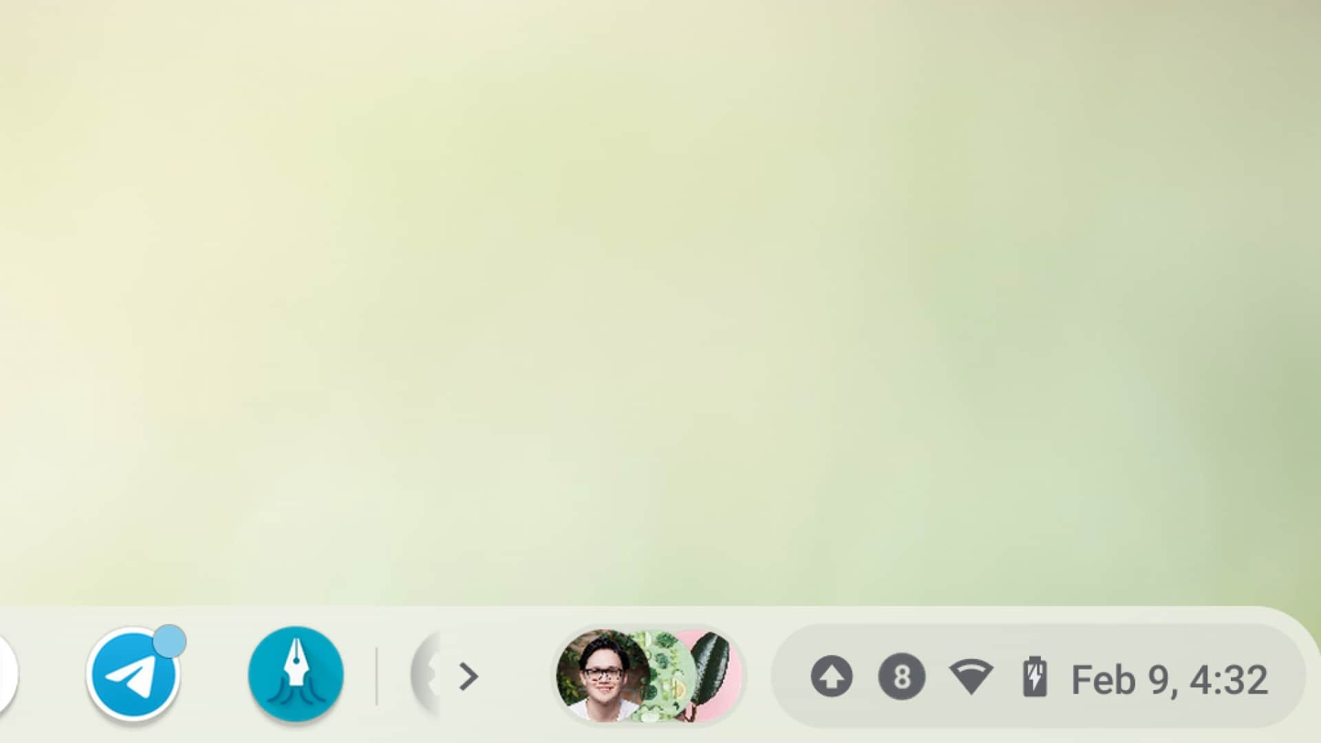 Google porta finalmente la data nella taskbar di Chrome OS 1