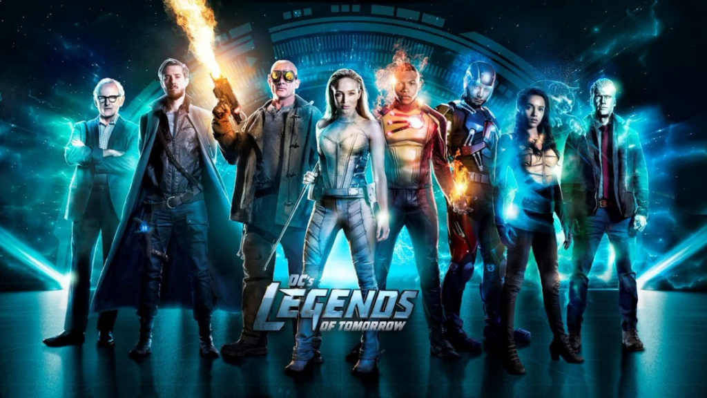 DC's Legends of Tomorrow 5 - novità Infinity TV marzo 2021