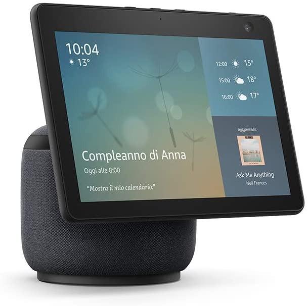 Amazon Echo Show 10 sbarca in Italia a 249,90 euro 1