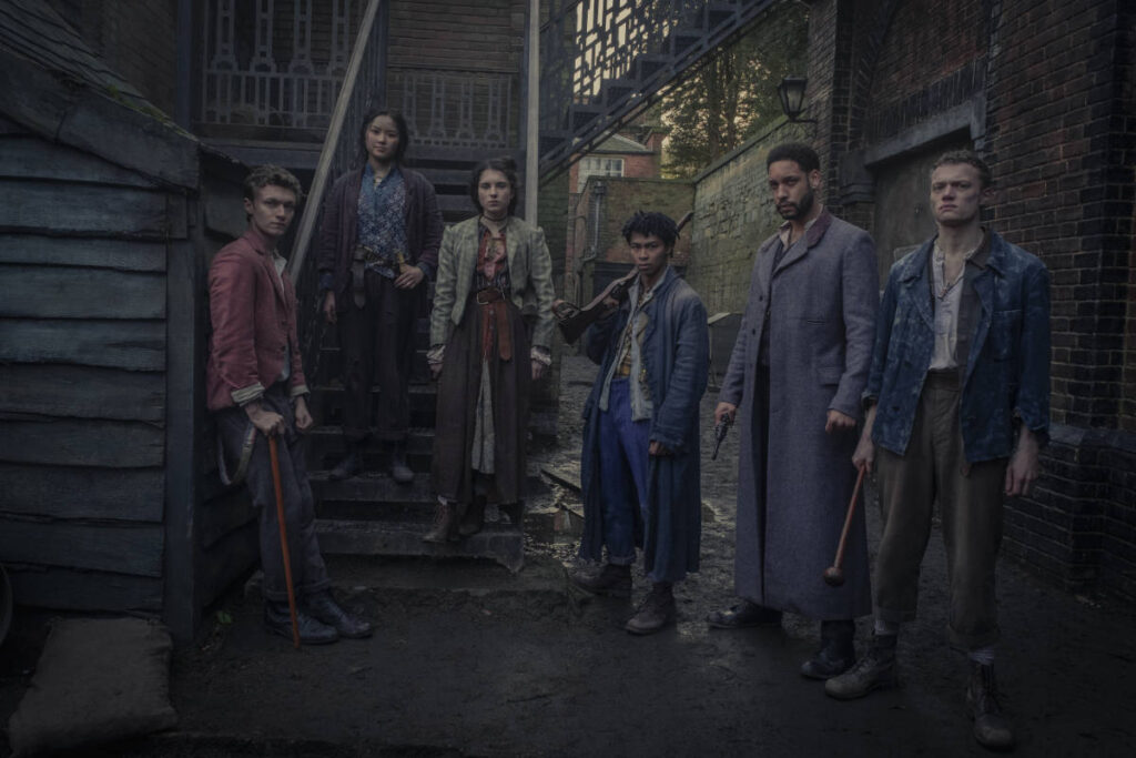 Gli Irregolari di Baker Street - novità Netflix marzo 2021