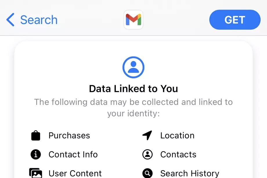 Gmail ottiene le etichette della privacy su iOS, il meteo si aggiorna nella Ricerca Google 1